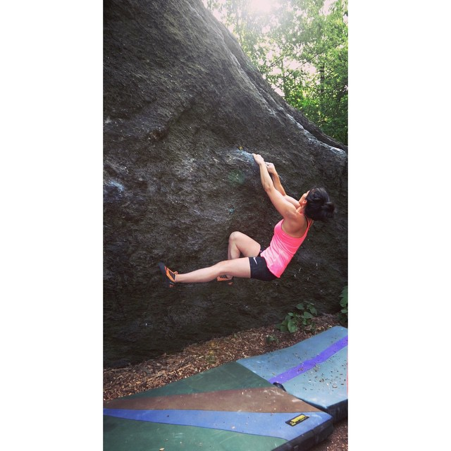 It_was_a_super_fun_day_of__bouldering_in_Central_Park_at_Worthless_Boulder._I_worked_on_a_few_problems_that_shredded_the_skin_on_my_fingers__Oops__Thanks__thecliffslic_for_the_spots_and_beta_and__panda_bubble_for_the_photo__bouldering__climbing__clim.jpg