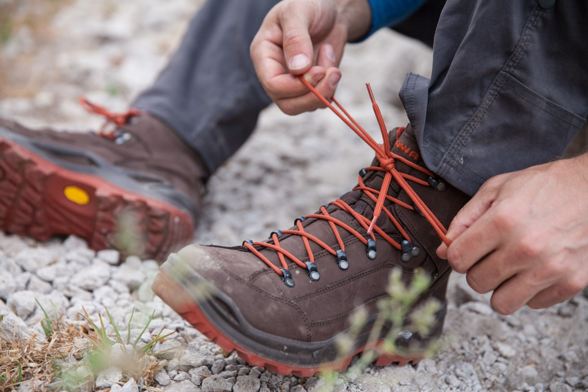 Get 20% Lowa Boots f rom 6/5 - 6/12 at Paragon Sports. Just bring in a copy of your OutdoorFest ticket (any ticket from 2017) to redeem.   100% Handcrafted in Europe.