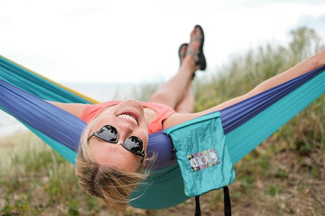 Need a hard chill? @enohammocks has you covered. They'll be joining the #outdoorfest2019 camp outs with hammocks, blankets and chairs galore. Great for those who want to take deep breaths, read a book, rest weary legs etc. #sponsorlove #enonation #enohammocks #getoutside #outdoorfest2019