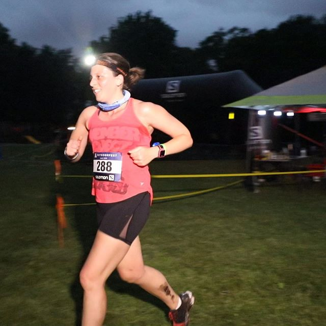 Headlamps on and ready to run 🏃. • This Saturday evening, join the Salomon 5K Headlamp Trail Run for an exhilarating course on the Staten Island Greenbelt. • Not only will Salomon be onsite with demo shoes, they'll be hooking the winners up with some sweet prizes 👌. • And did we mention that all runners get beer from @sierranevada afterwards as they watch @bridgesandtunnelsmusic play at our outdoor stage. 🎶 • We even have shuttles between the ferry and the campground or free parking for those with vehicles car 🚙 . • See you there! #outdoorfest2019 #timetoplay #trailrunning #trailrun #nycrunners #runnersofnyc #statenislandrunning