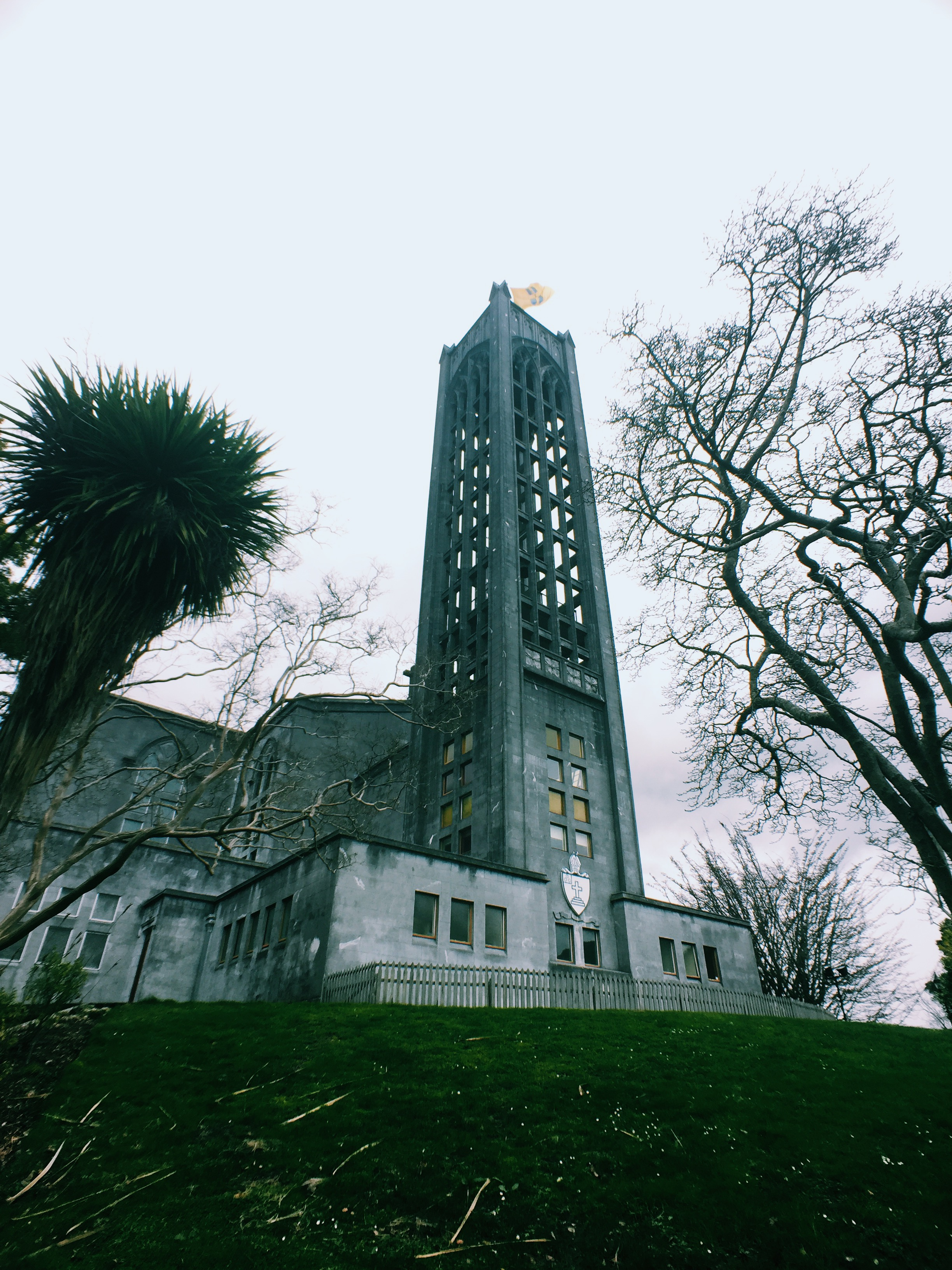 Nelson, New Zealand Cathedral