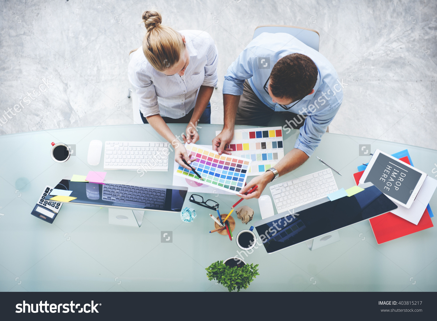 A stock image that I could have used