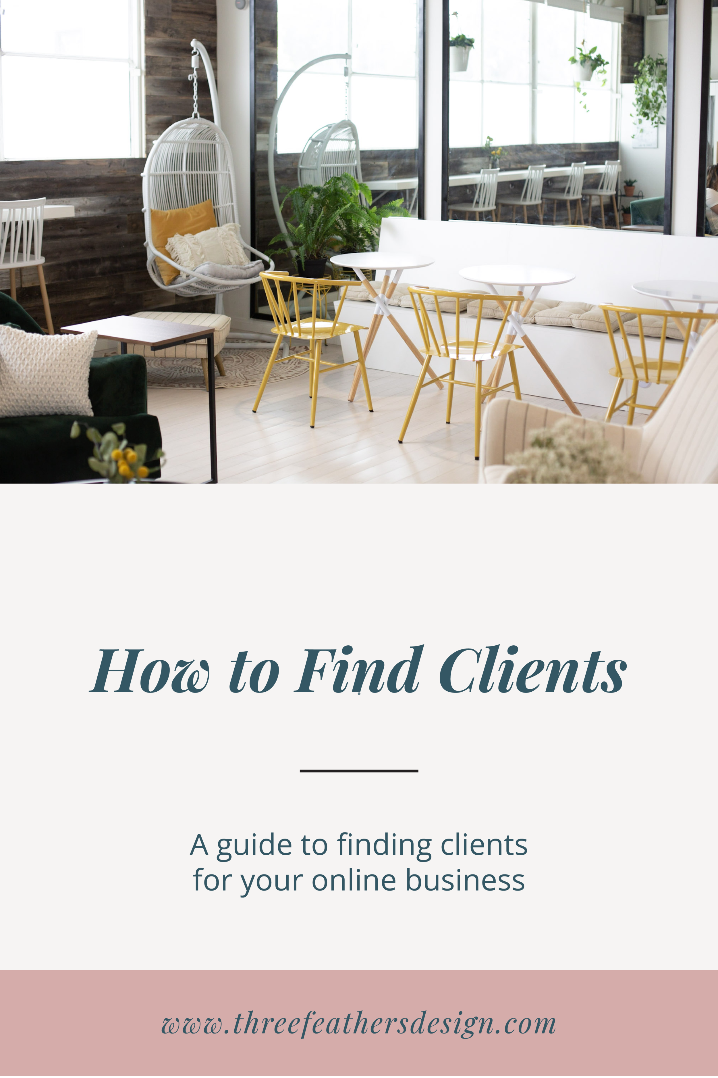 """Hands down, the most frequently asked question I get is """"How do you find clients?"""" I wanted to share some of the ways I have found business when I was just starting out and some of the strategies that are still effective for me today. Use these tips to implement in your own business, but I encourage you to adapt and adjust as needed for your industry and needs as well!"""