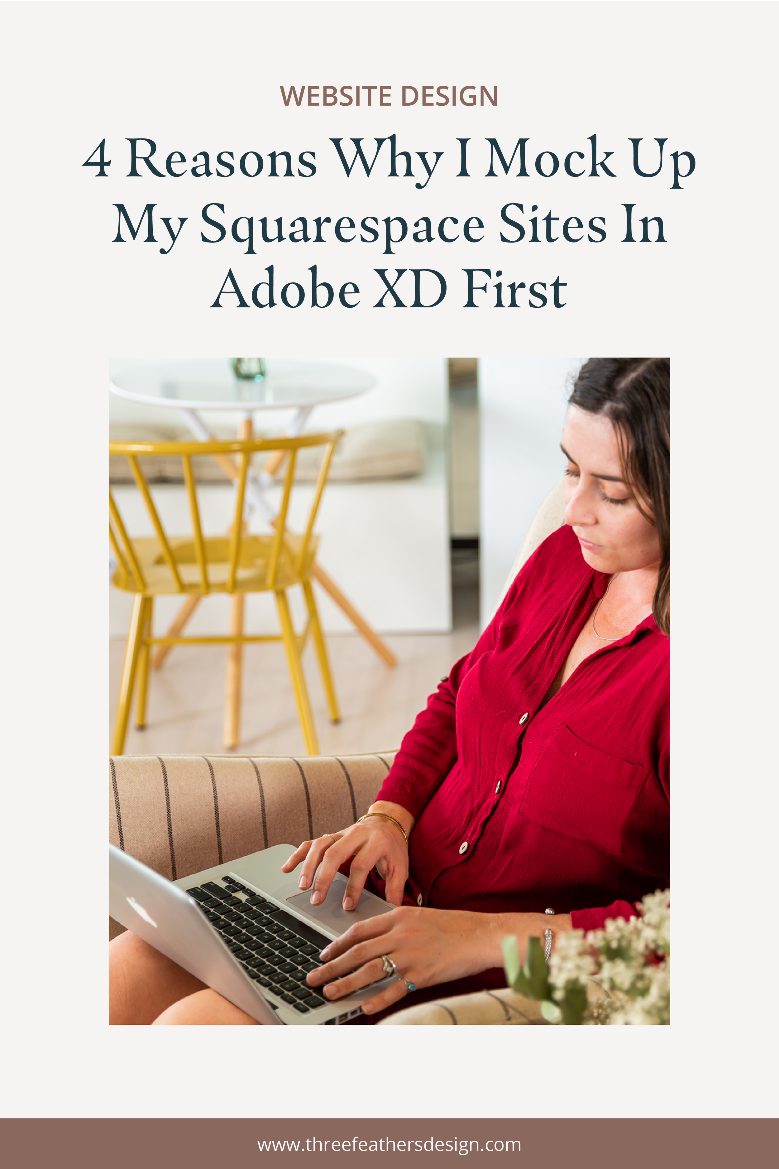 Custom My Design Assistant 4 reasons why i mock up my squarespace sites in adobe xd