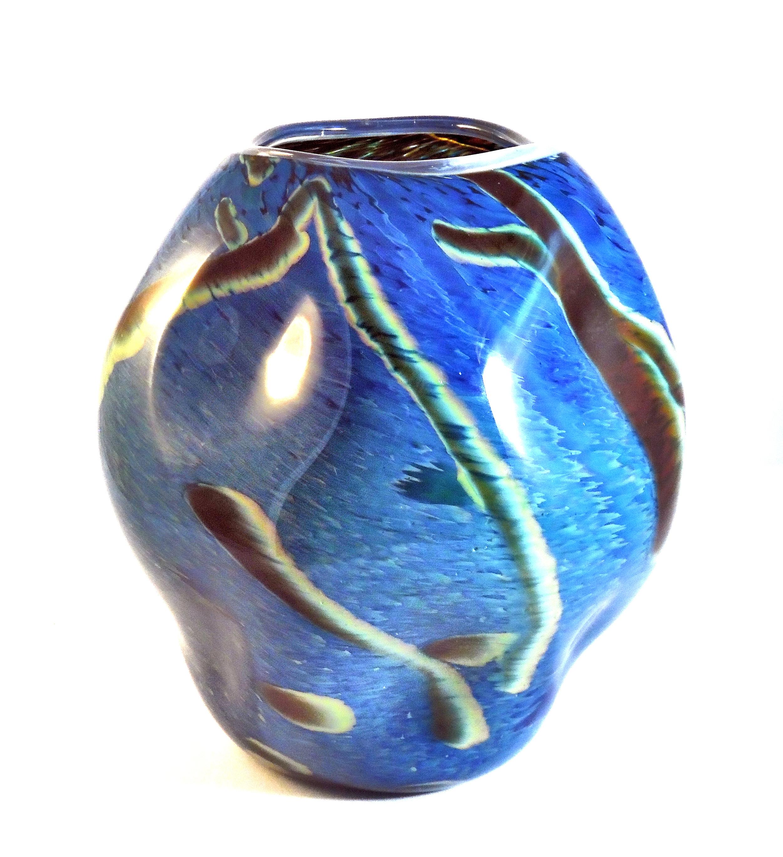 Boulder Vase by Nicole Tremblay