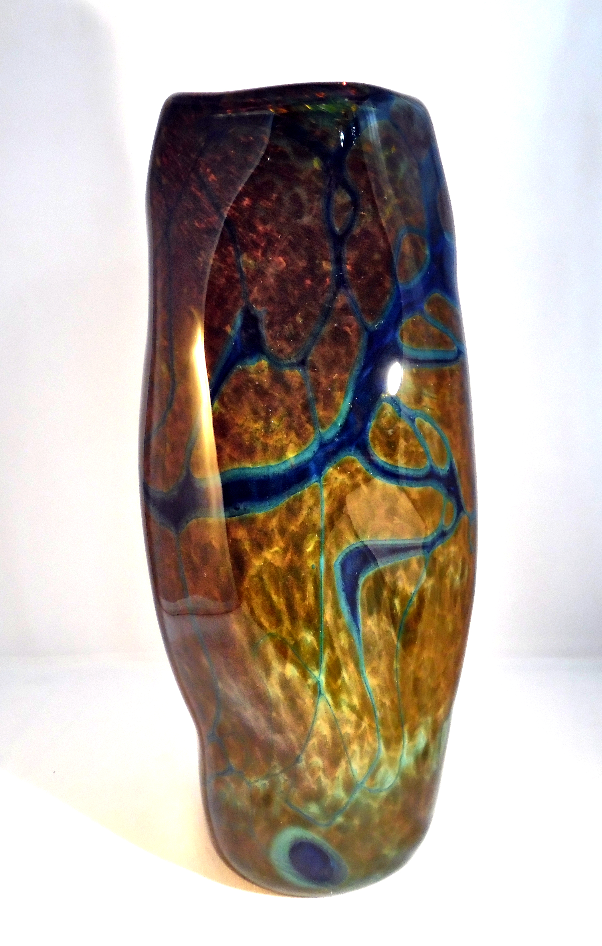 Rock Vase by Nicole Tremblay
