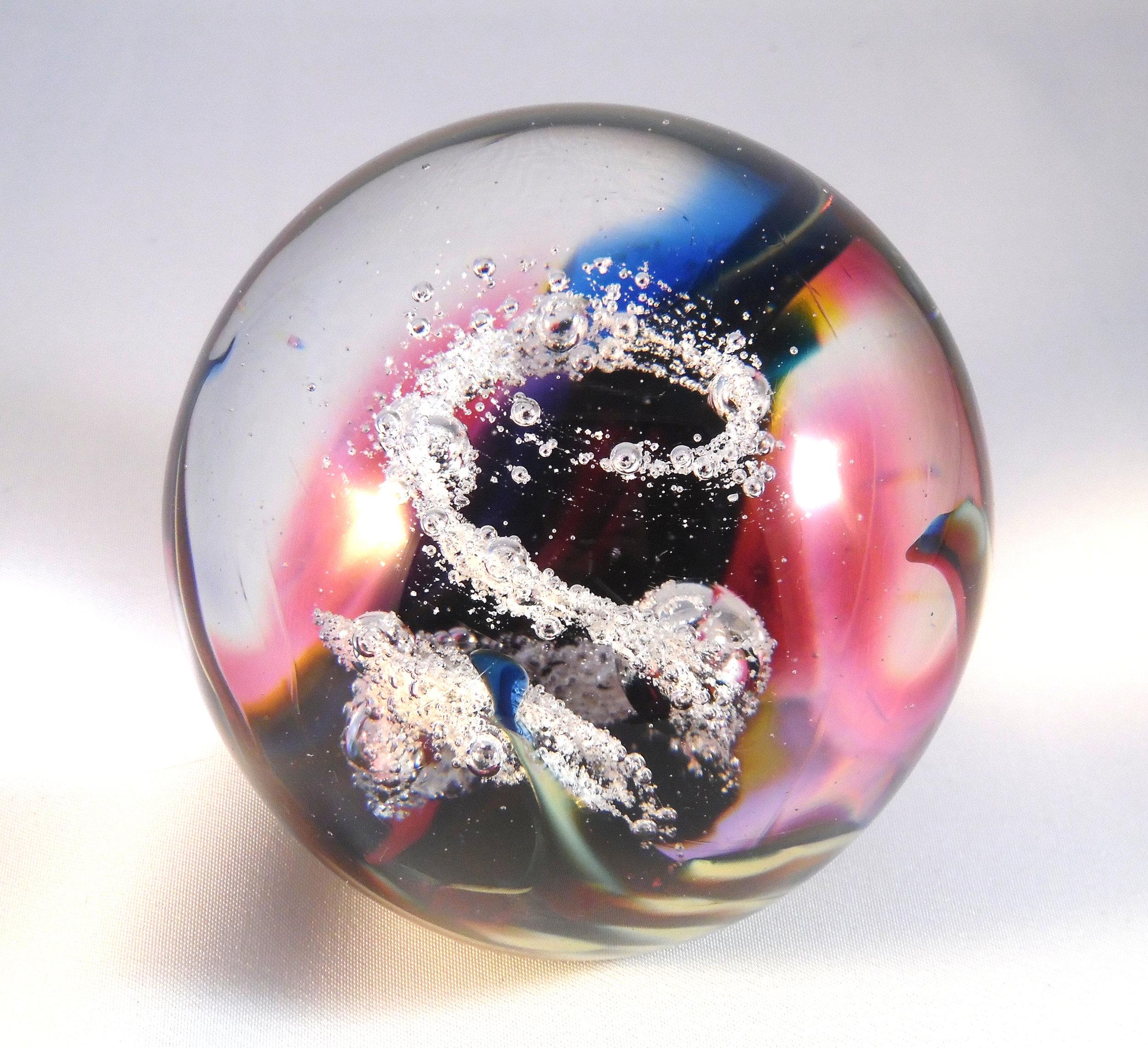 Gazing Glass by Nicole Tremblay
