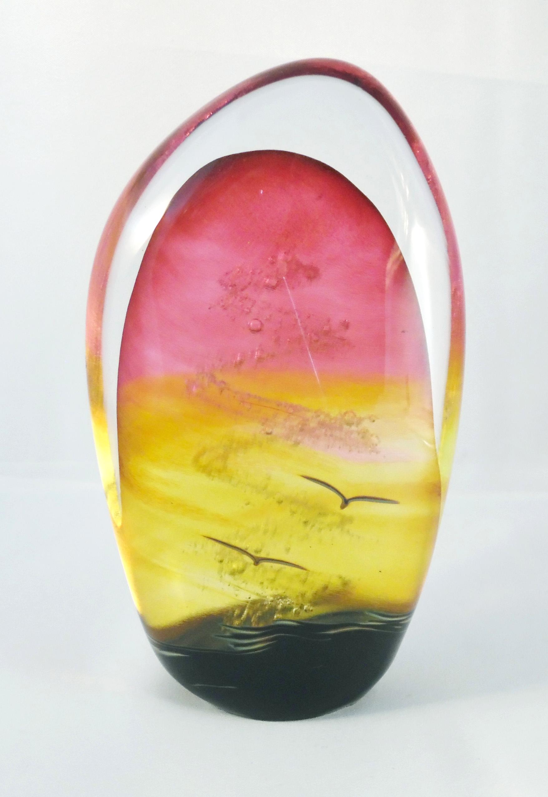 Rising Spirit Stone - Dawn by Nicole Tremblay