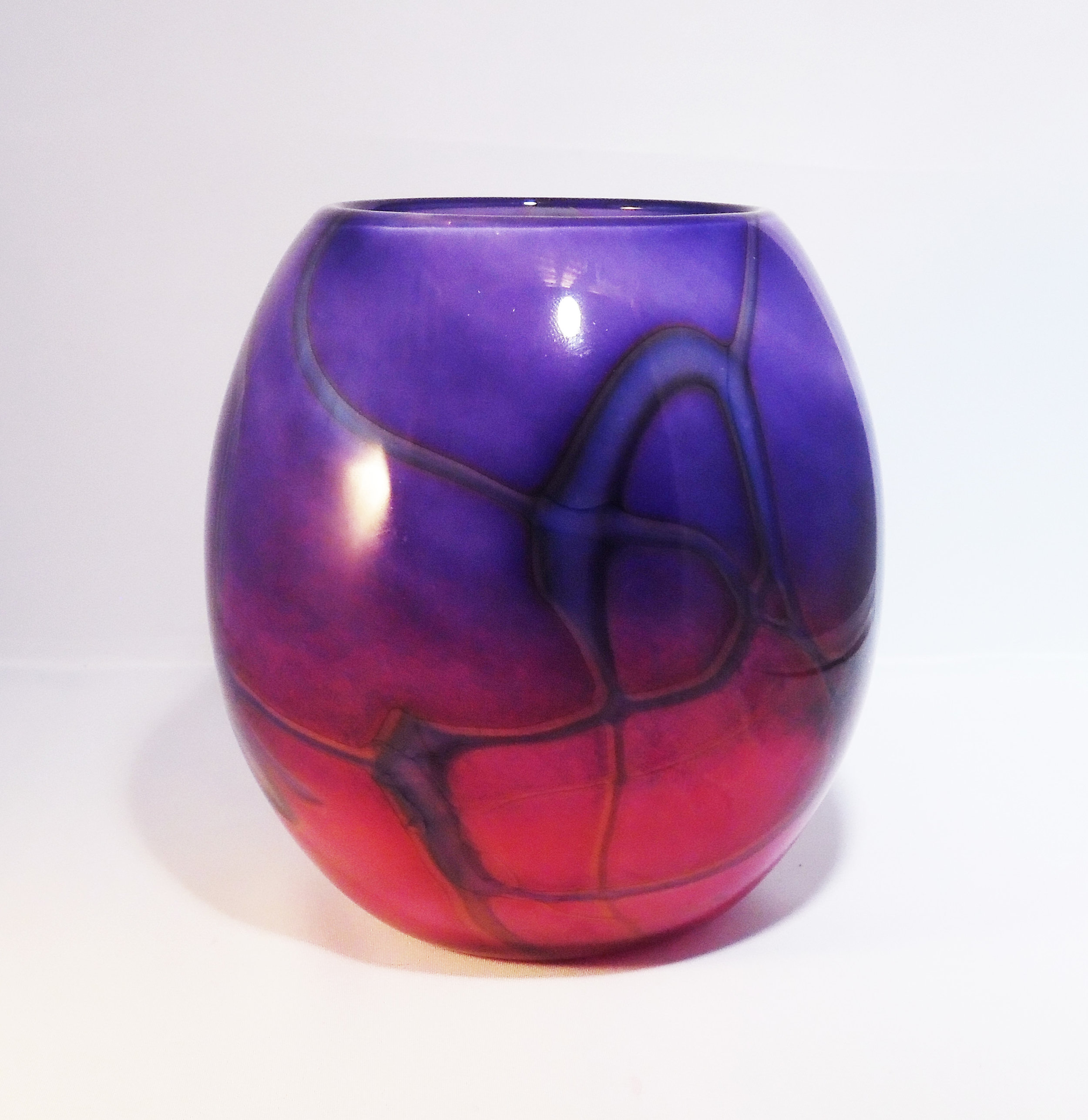 Tulip Bowl by Nicole Tremblay