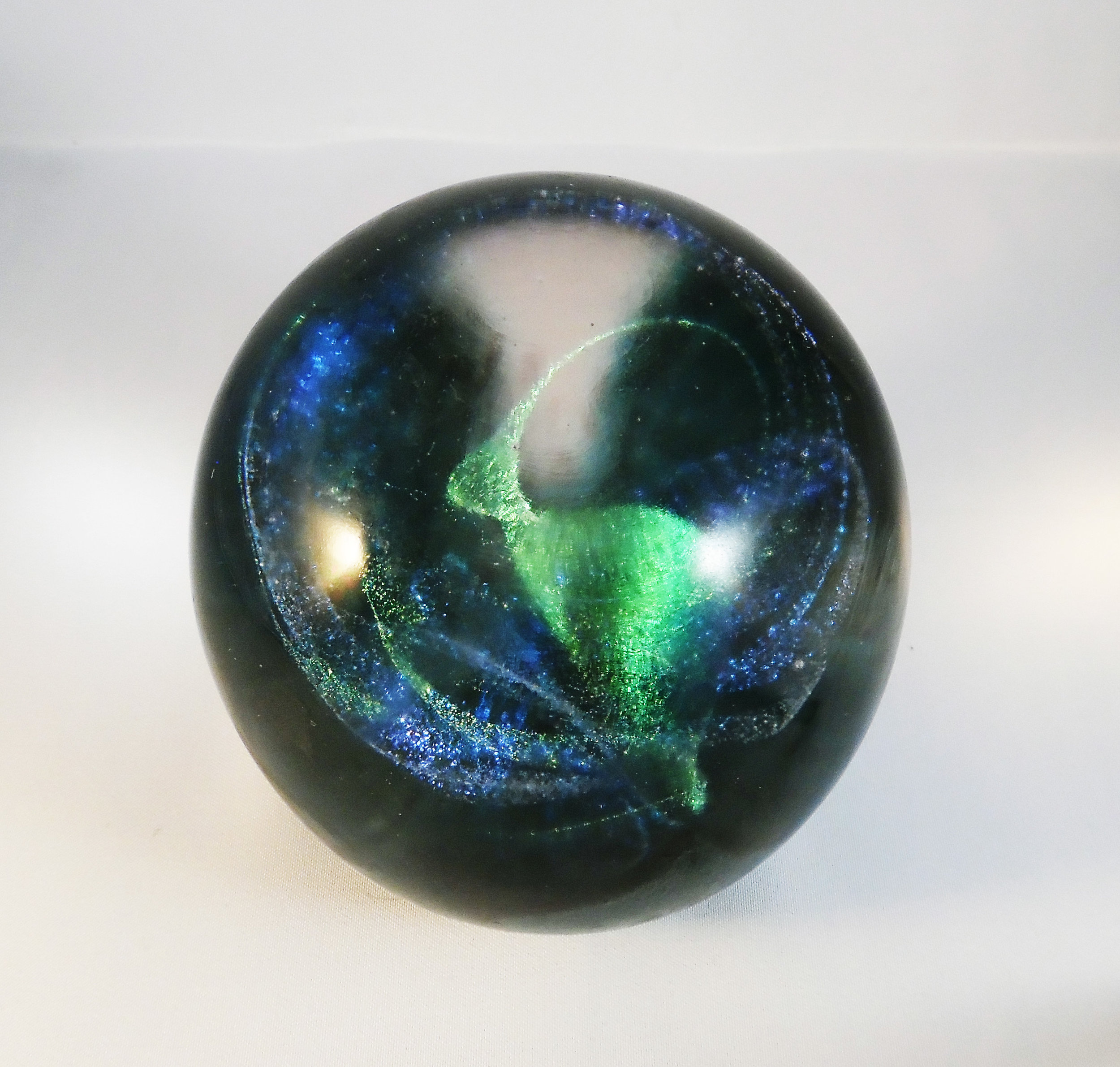 Aurora Borealis by Nicole Tremblay
