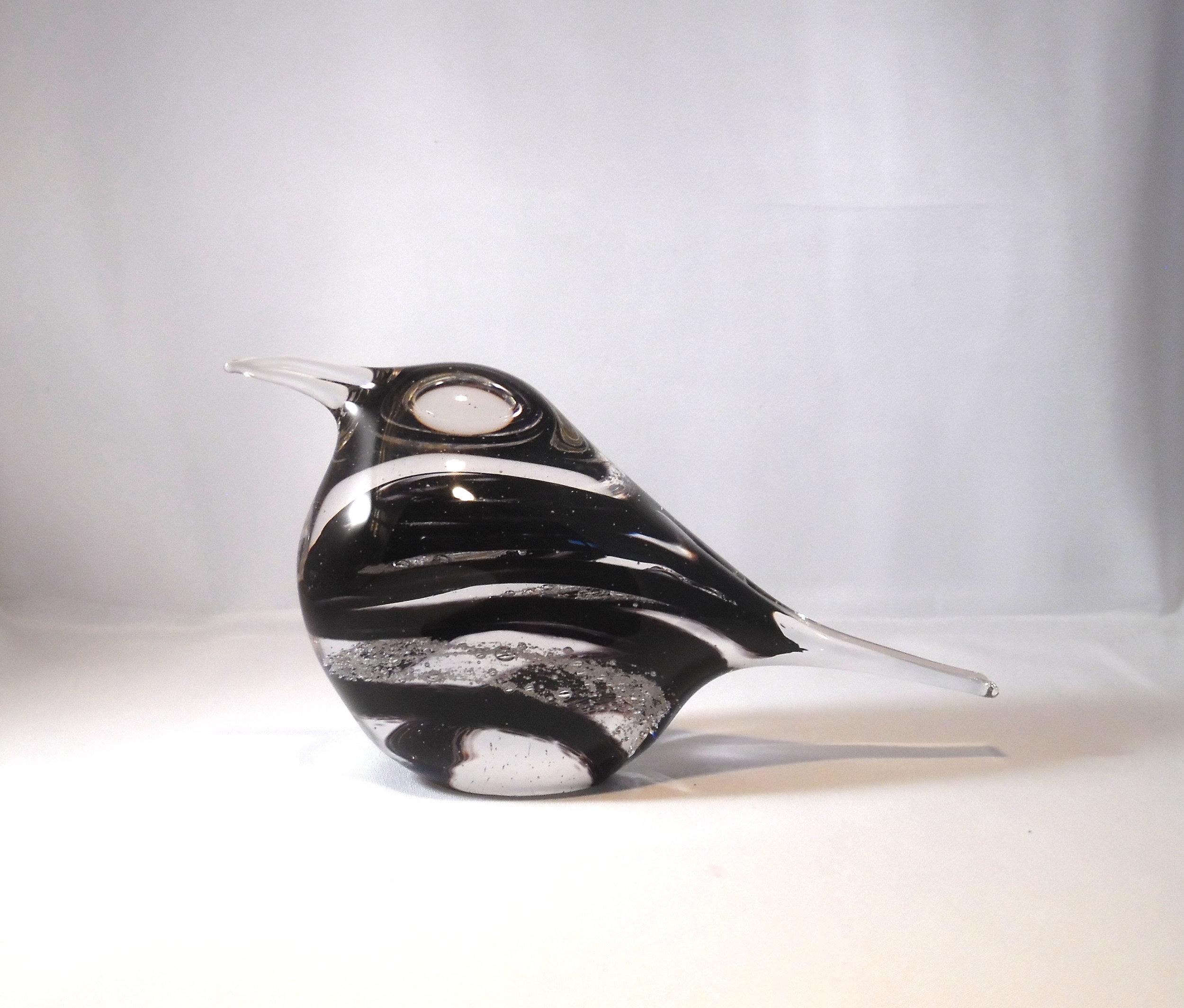 Black Raven by Nicole Tremblay