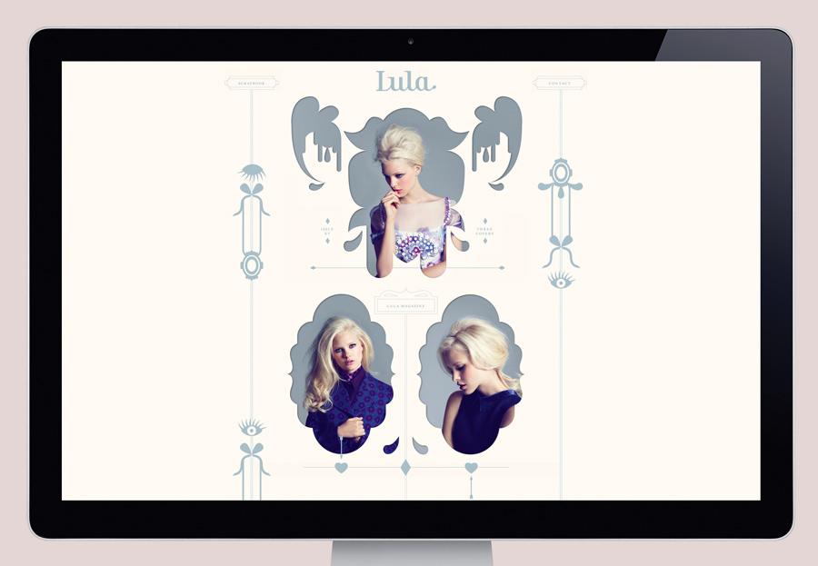 Lotta Nieminen |  Lula | Art Direction Ro&Co