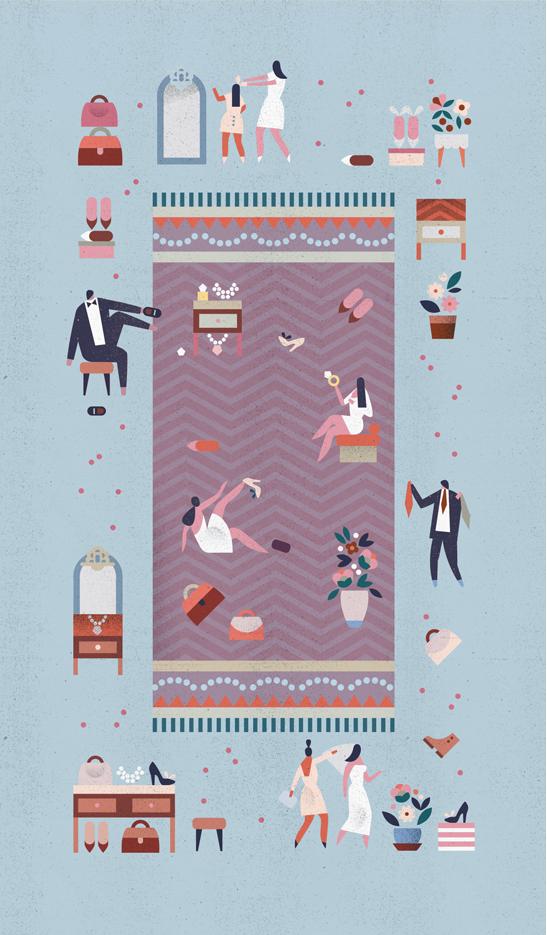 Lotta Nieminen | New York Magazine Illustration