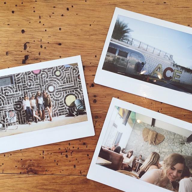 Polaroids by  Emma McIntosh