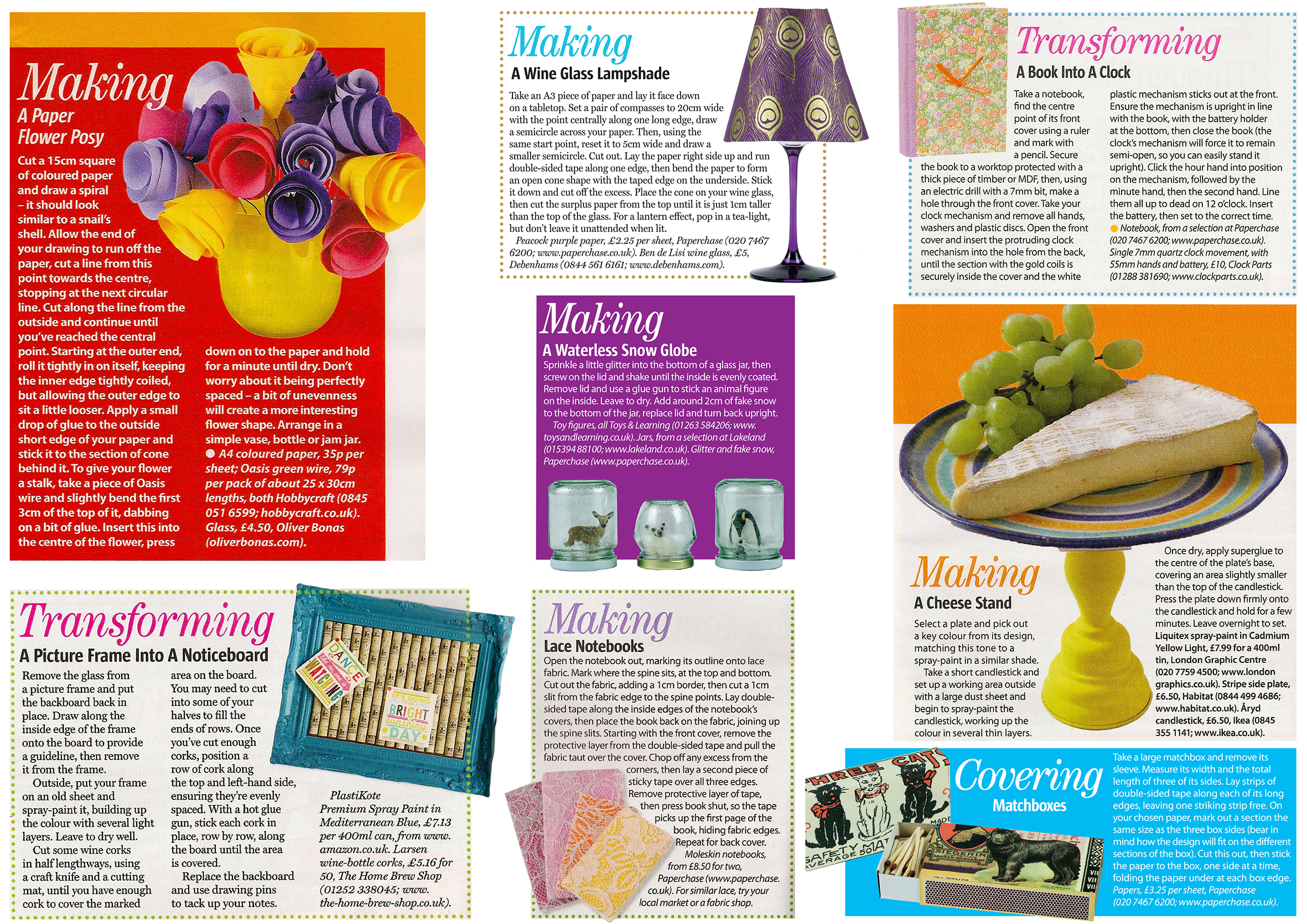 7. Woman's Weekly magazine Mini Make Projects Composite by Interior Stylist Joanna Thornhill.jpg
