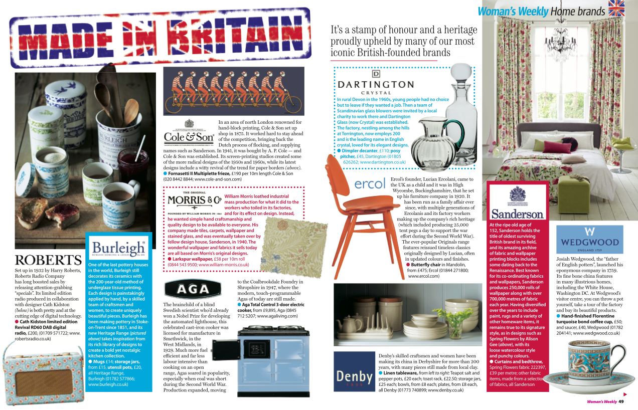 7. Woman's Weekly magazine Made in Britain feature by Interior Stylist Joanna Thornhill P1-2.jpeg