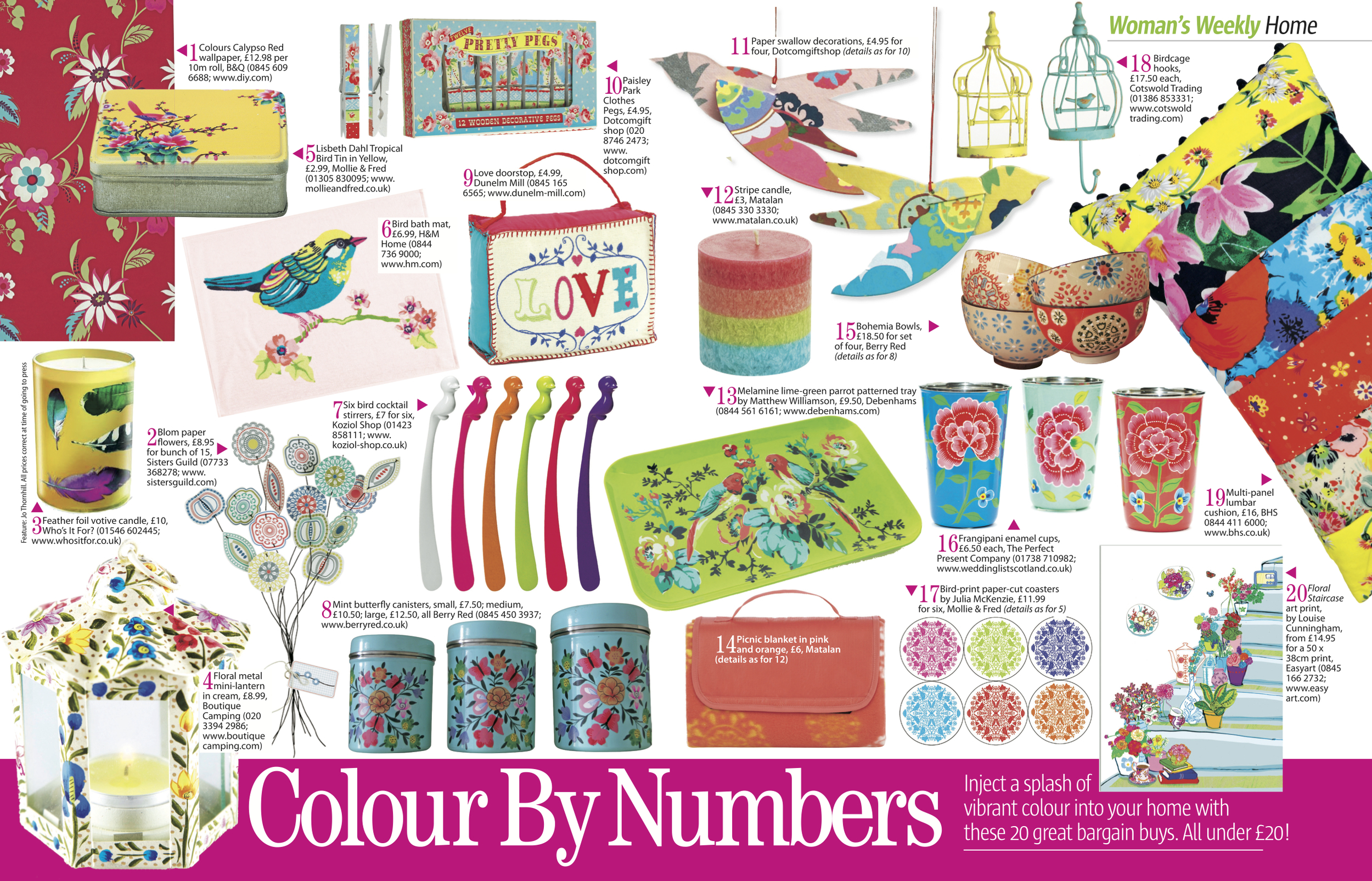 6. Woman's Weekly magazine Colour by Numbers feature by Interior Stylist Joanna Thornhill.jpeg