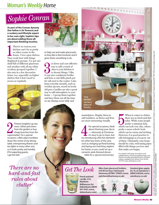 11. Woman's Weekly magazine Tips from the Top feature by Interior Stylist Joanna Thornhill P3.jpeg