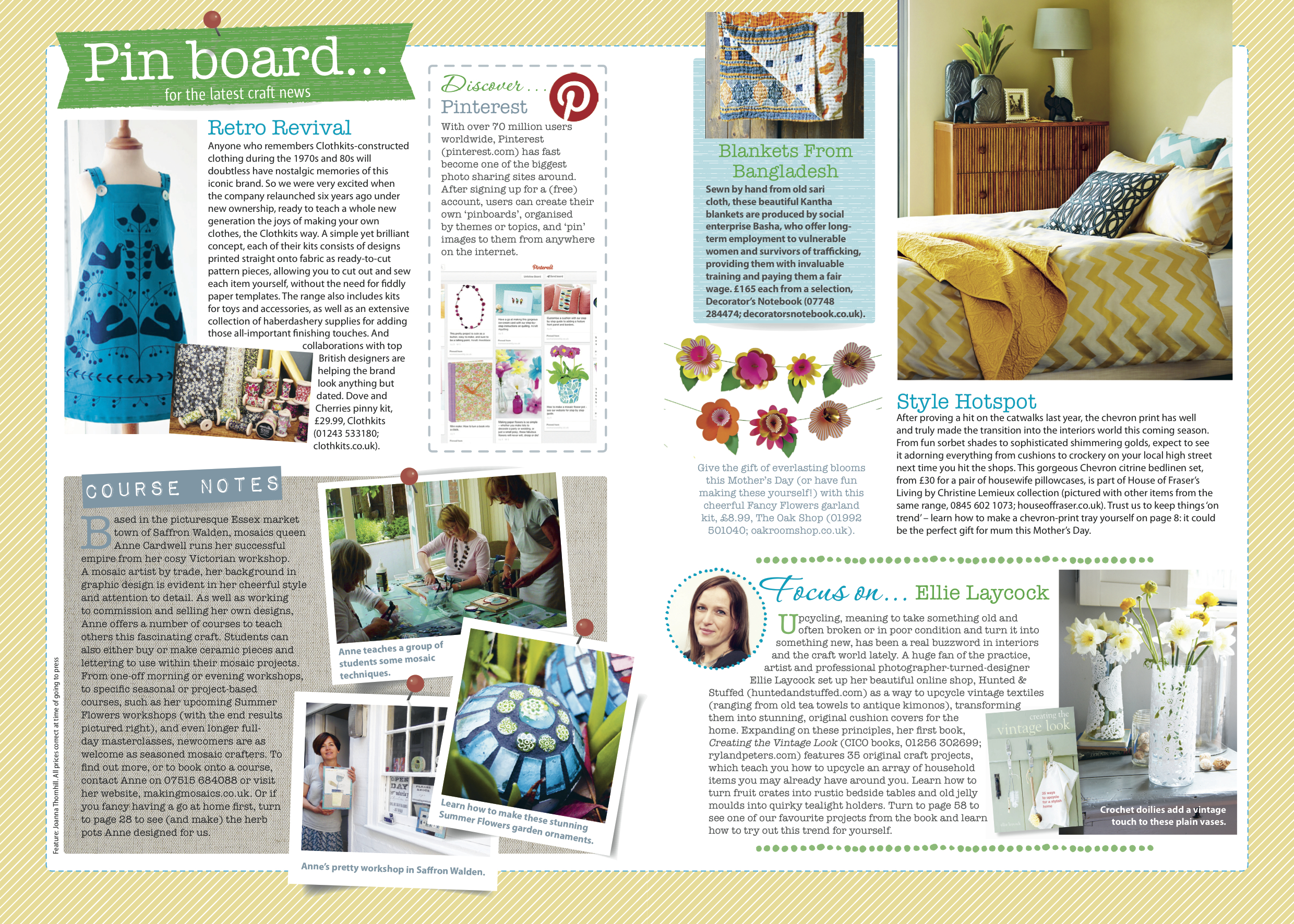 13. Craft from Woman's Weekly Pinboard March 2014 by Interior Stylist Joanna Thornhill.jpeg