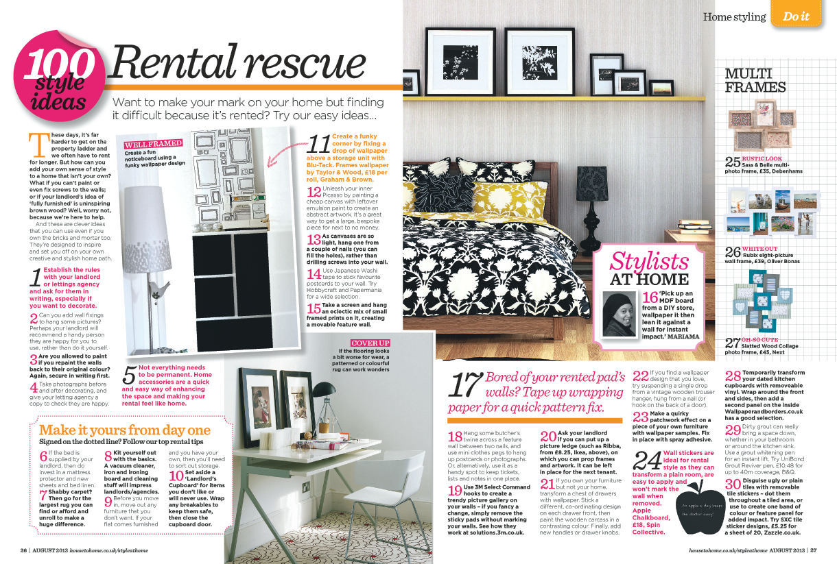15. Style at Home magazine 100 Rental Rescue Ideas by Interior Stylist Joanna Thornhill P1-2.jpeg