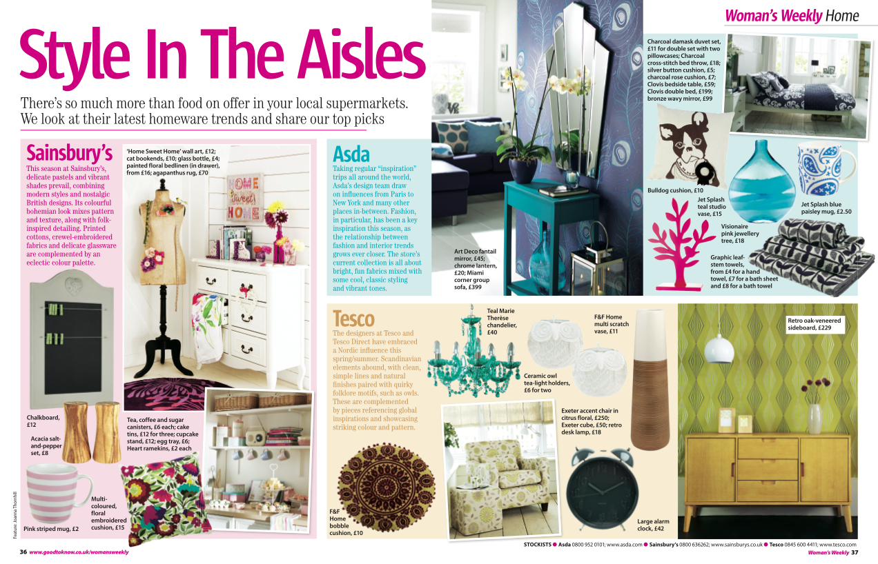 18. Woman's Weekly Supermarket Chic Style in the Aisles feature by Interior Stylist Joanna Thornhill.jpeg