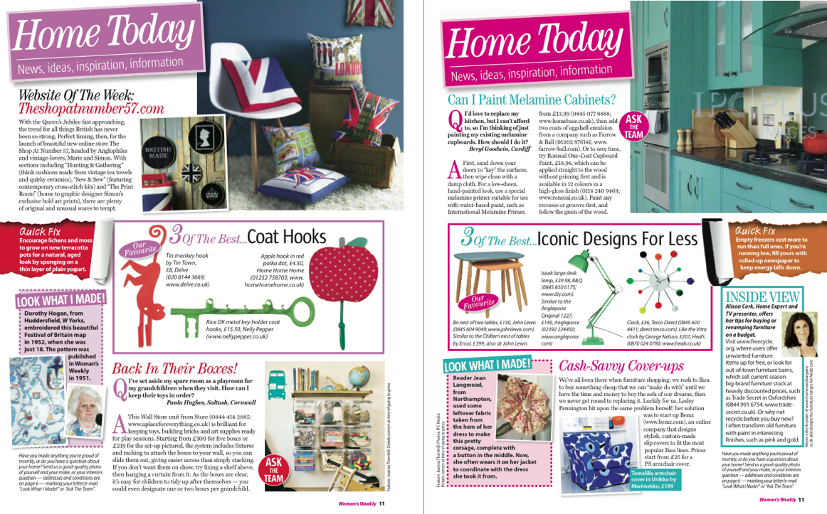 24b. Woman's Weekly Home Today 27 March 2012 by Interior Stylist Joanna Thornhill.jpg