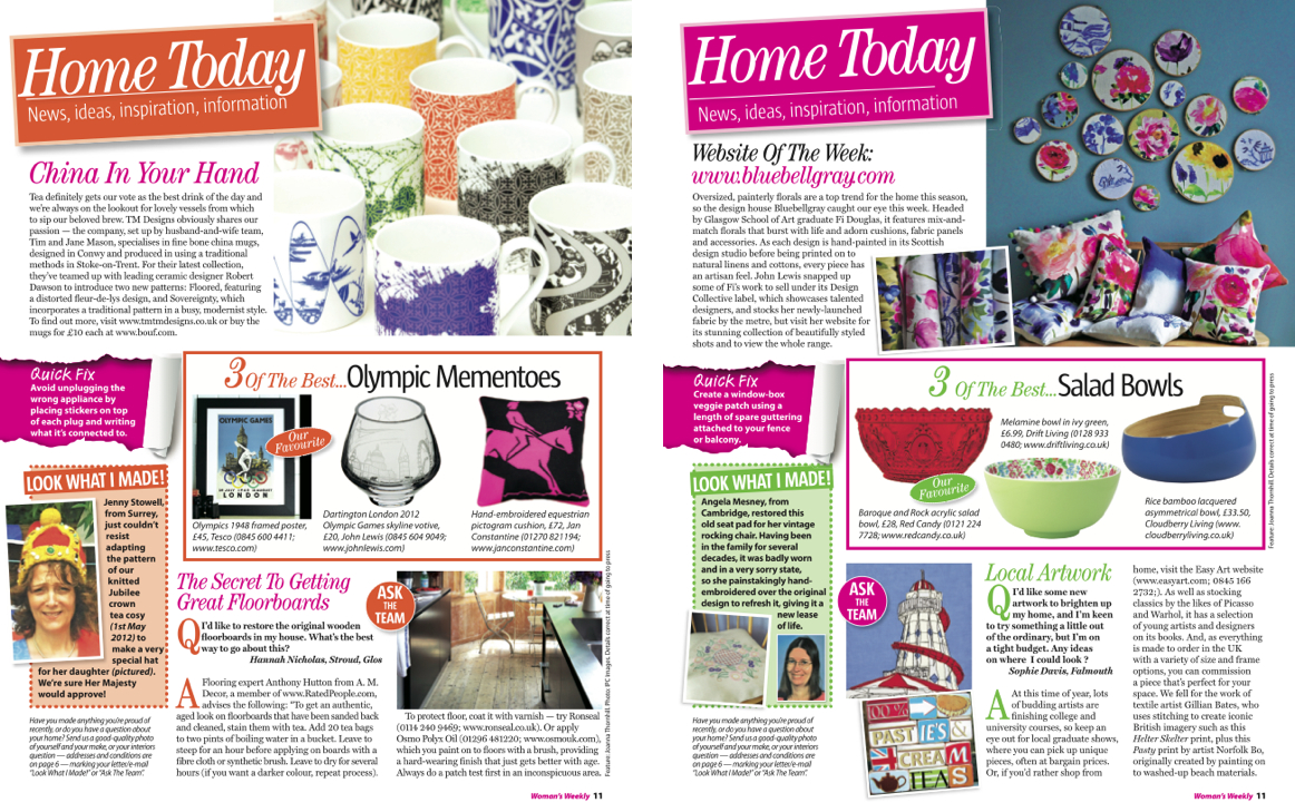 25b. Woman's Weekly Home Today 26 June 2012 by Interior Stylist Joanna Thornhill.jpg