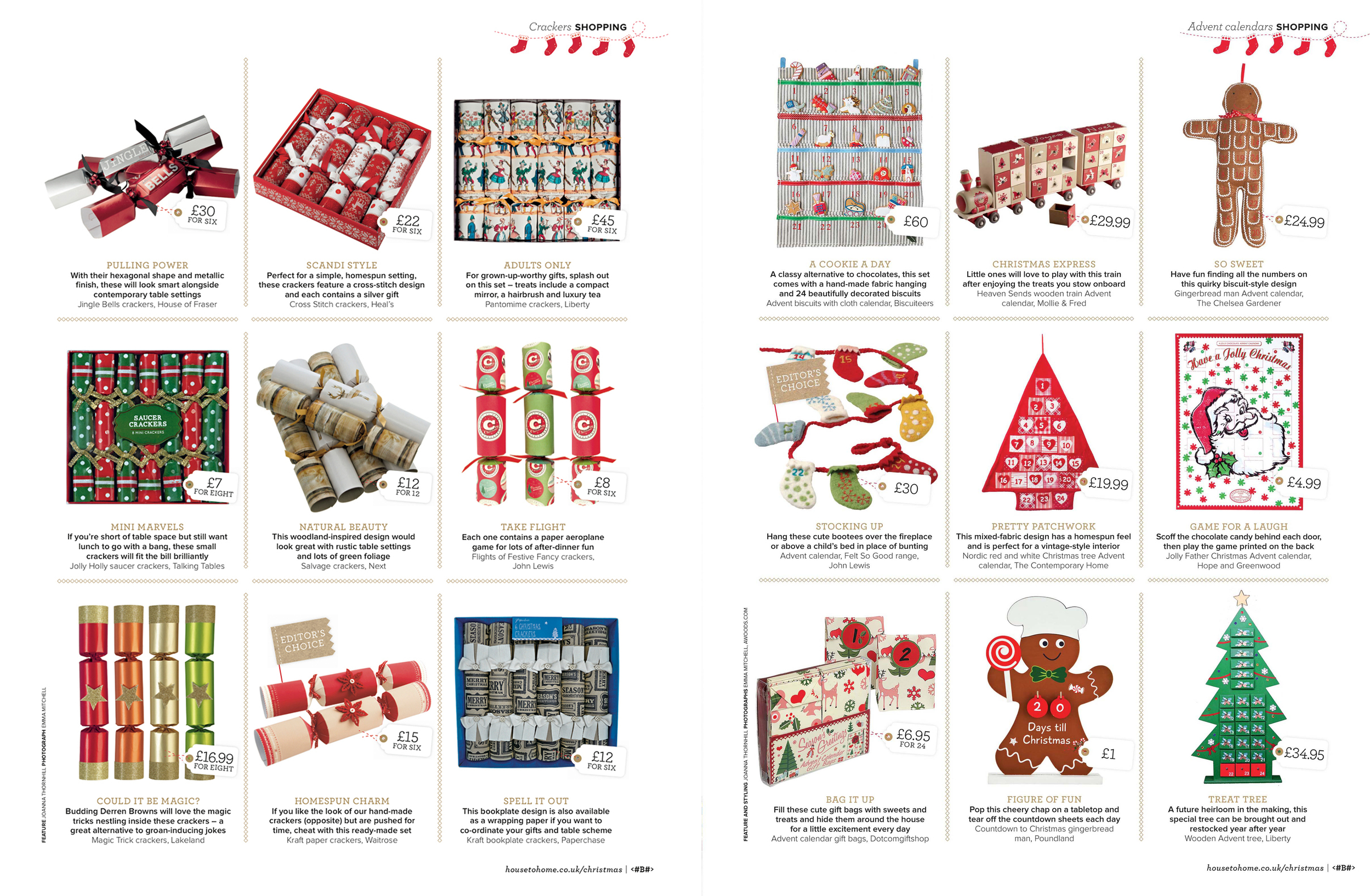 3b. Ideal Home's Complete Guide to Christmas 2012 Advent Calender Roundup by Interior Stylist Joanna Thornhill copy.jpg