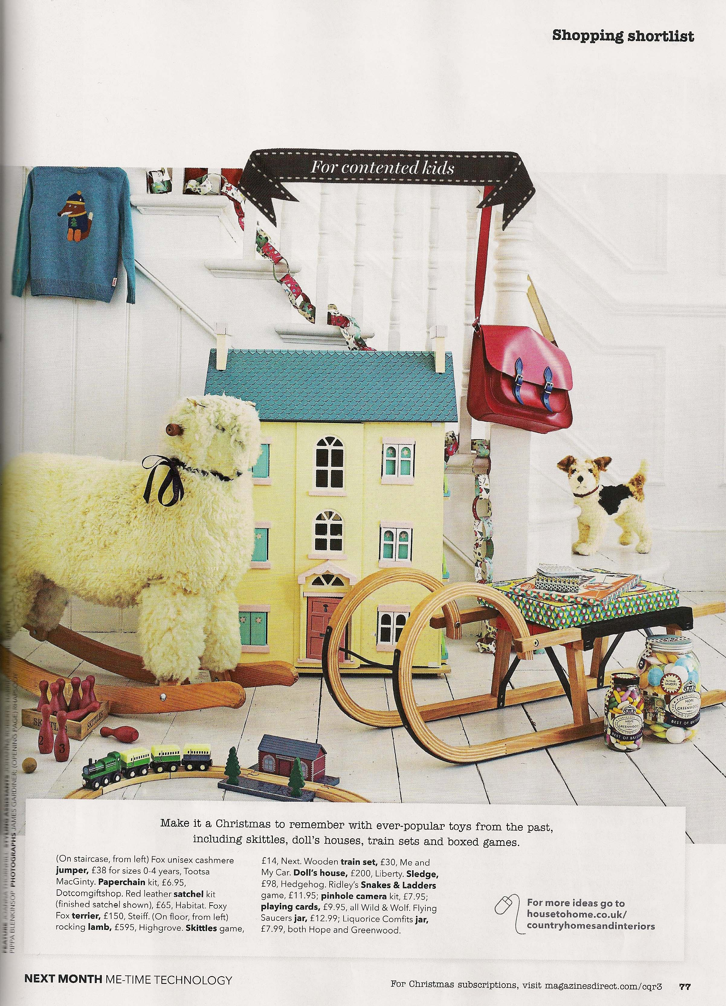 Country Homes & Interiors Christmas Gift Guide 2013 p6 by Joanna Thornhill.jpeg