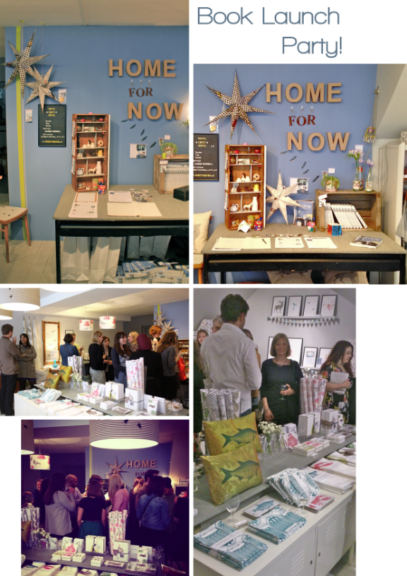 Home for Now by Joanna Thornhill Book Launch Party