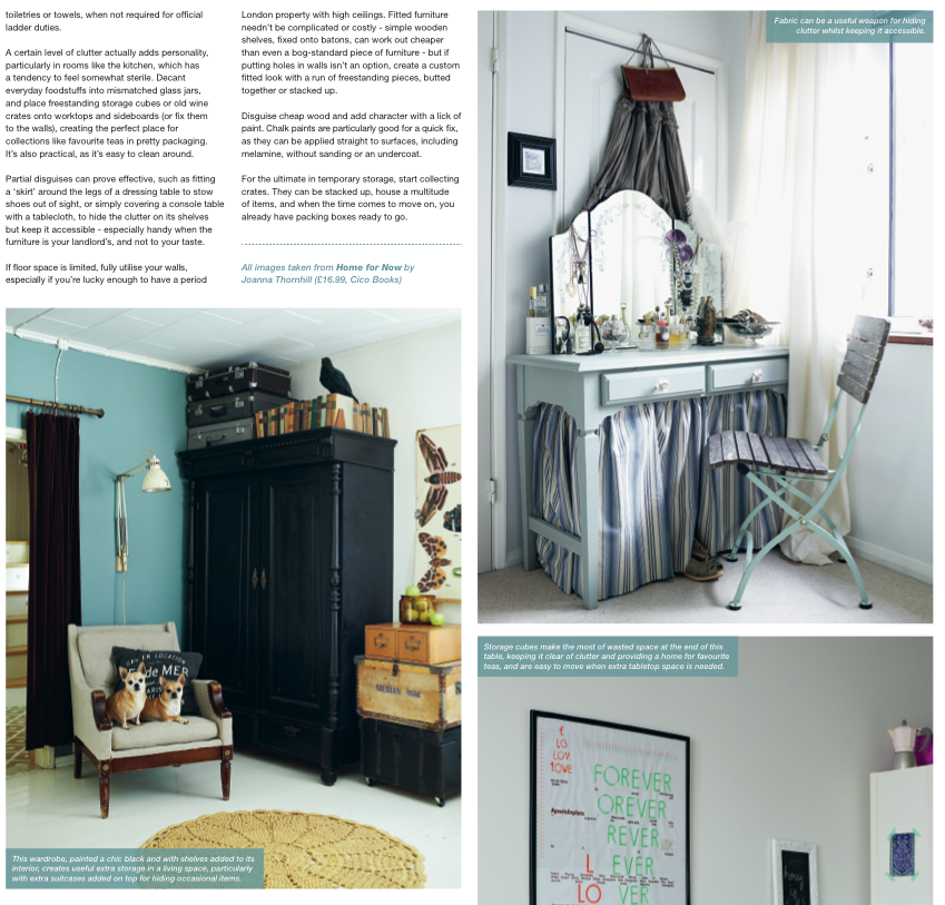 MoveTo London Cupboard Love article by Joanna Thornhill P2