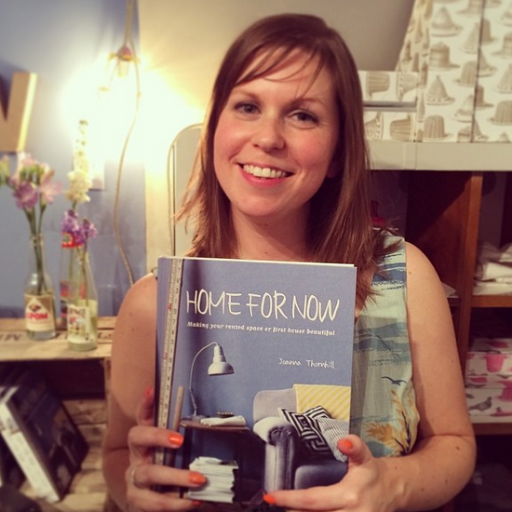 Joanna Thornhill with Home for Now book.png