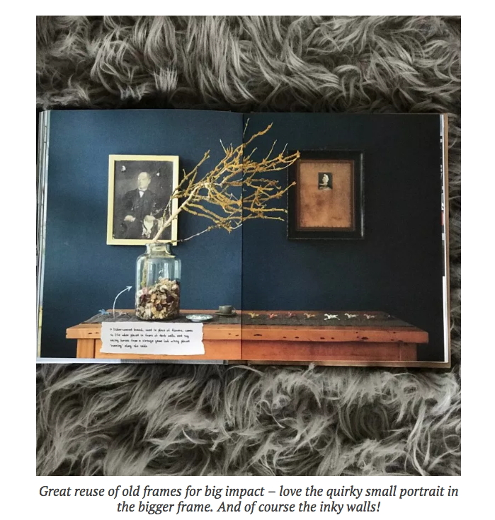 Roomy Home book review of Insta Style for Your Living Space by Joanna Thornhill Nov 2018 P2