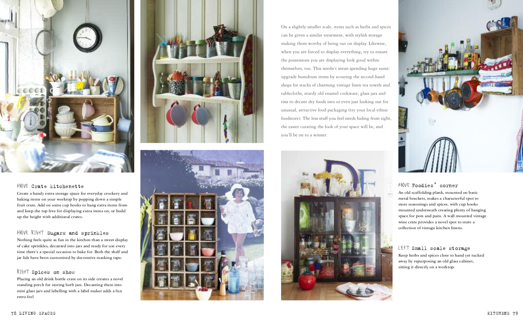 Insta Style for Your Living Space by Joanna Thornhill P78-79