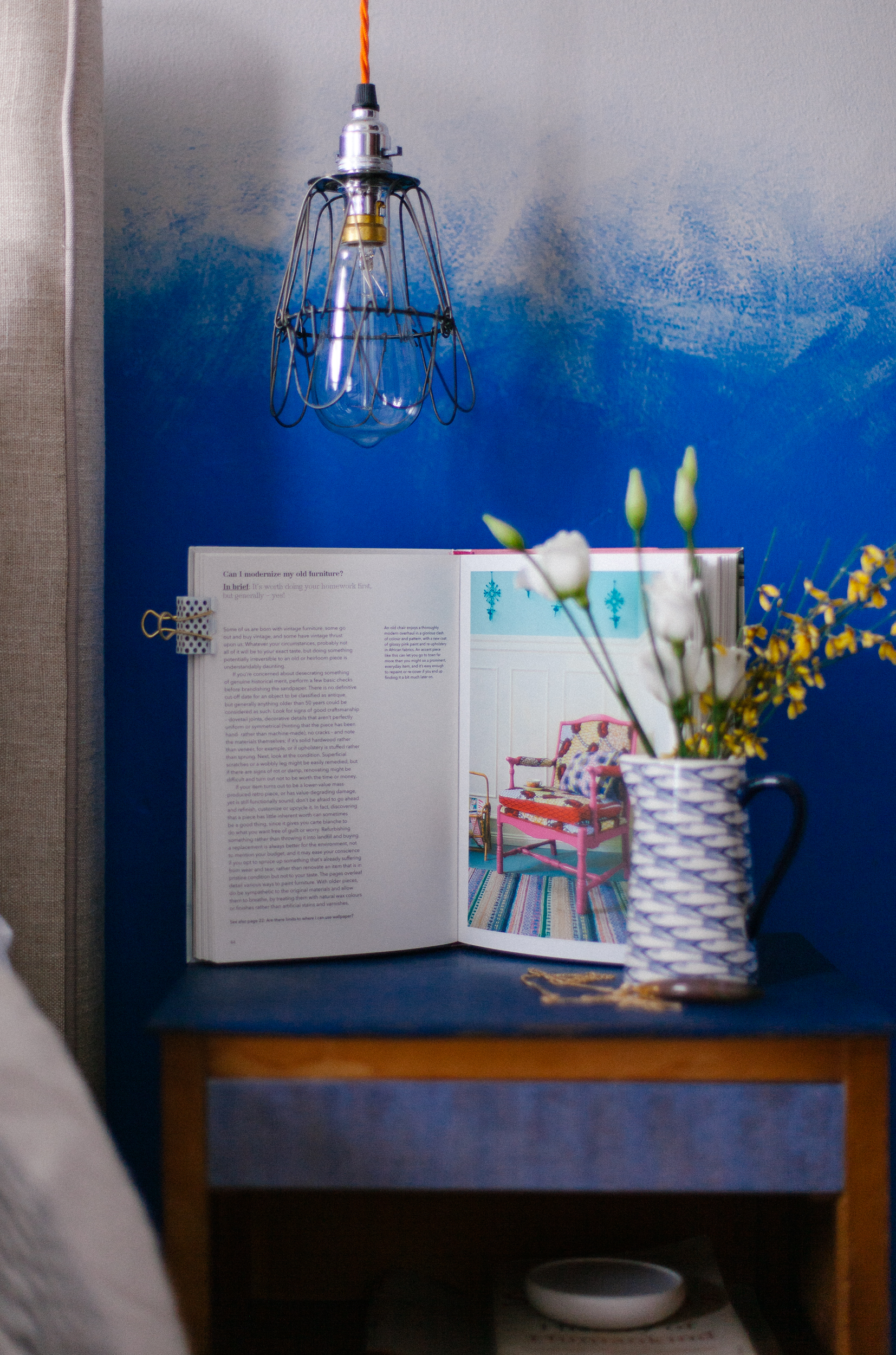My Bedroom is an Office by Joanna Thornhill p44-45.jpg Modernise Old Furniture