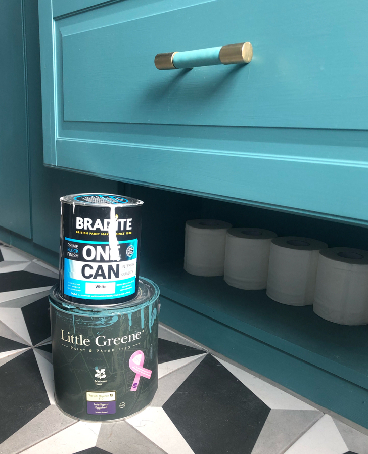 Joanna Thornhill bathroom cabinet with paint.jpg