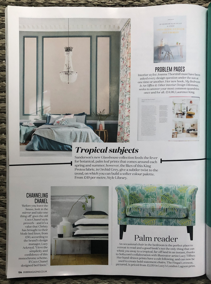 EKBB Magazine April19 featuring My Bedroom is an Office by Joanna Thornhill whole spread.png