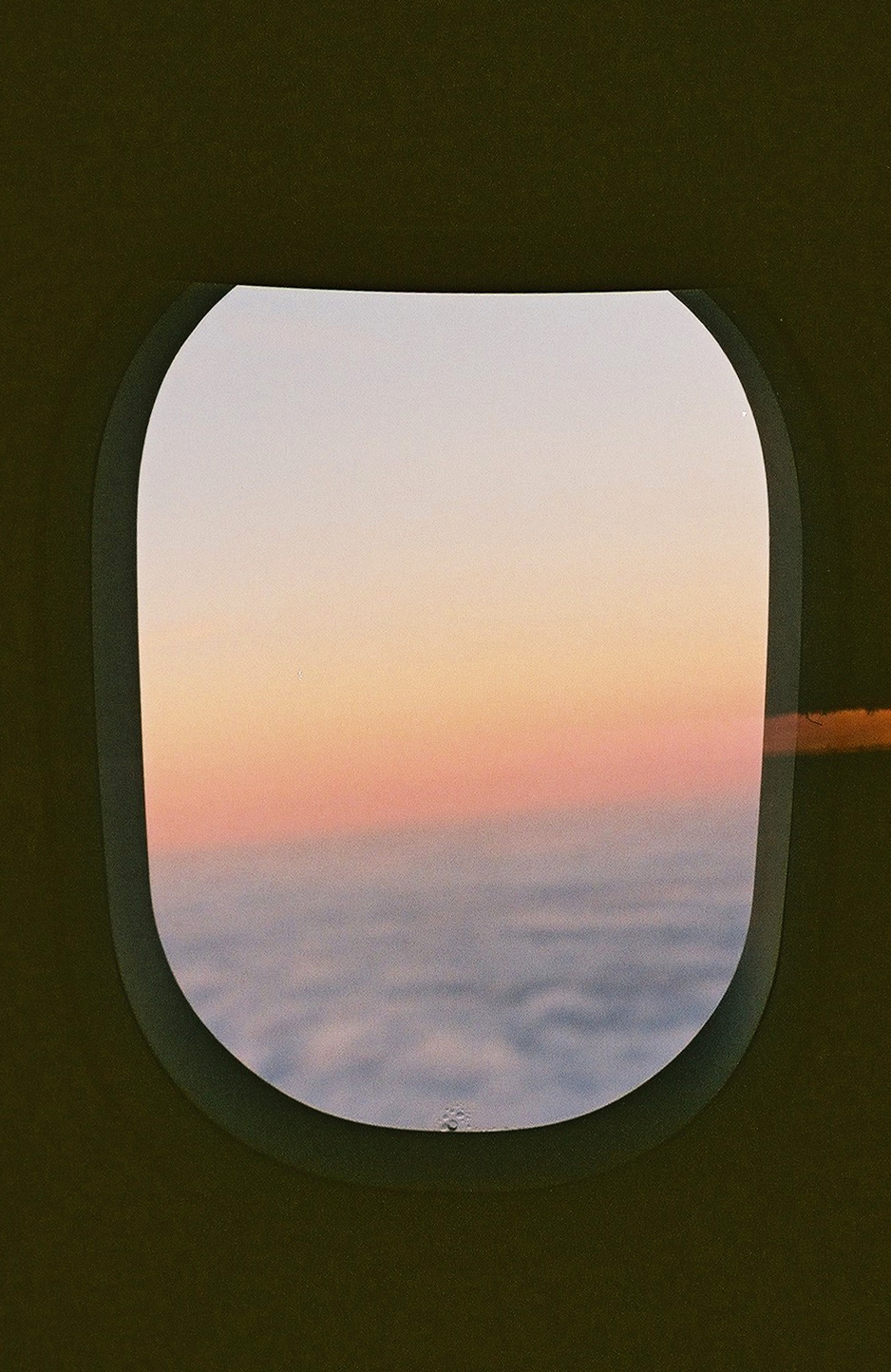 flying home