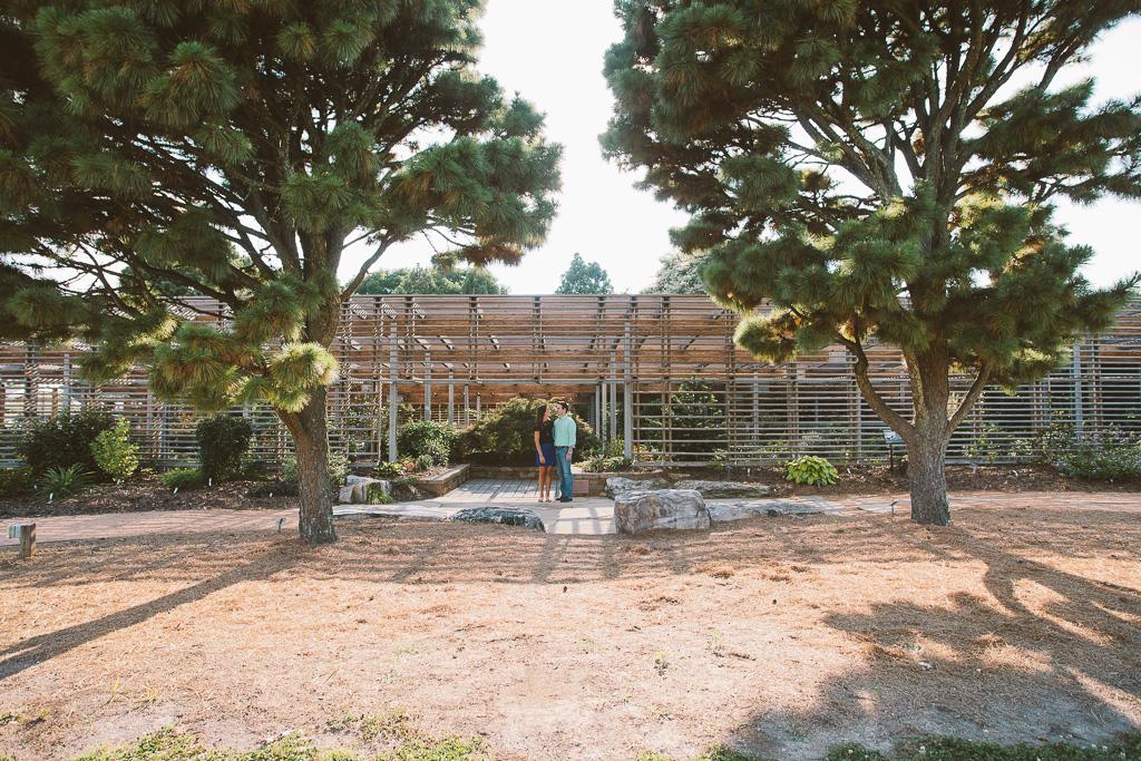 JC Raulston Arboretum Engagement :: The Arrow House