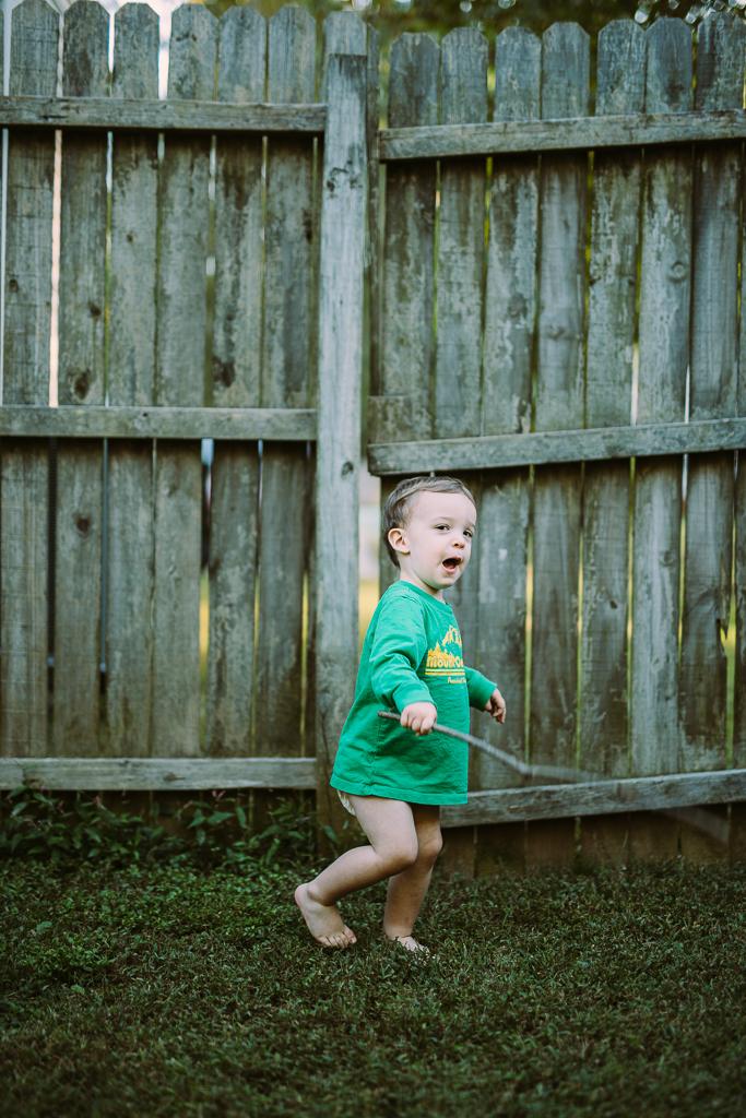 Our little explorer :: The Arrow House