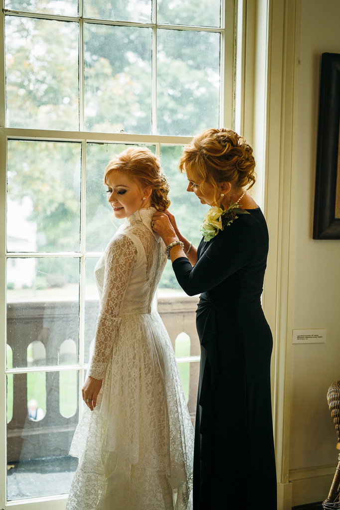 Museum Wedding by The Arrow House