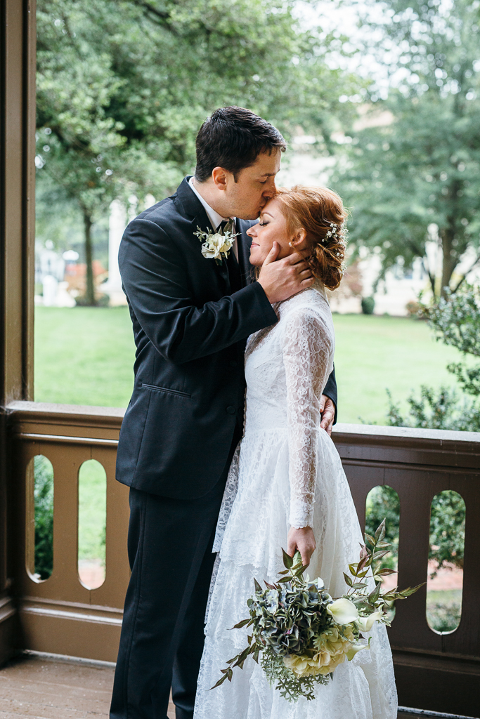 Historic Museum Wedding by The Arrow House