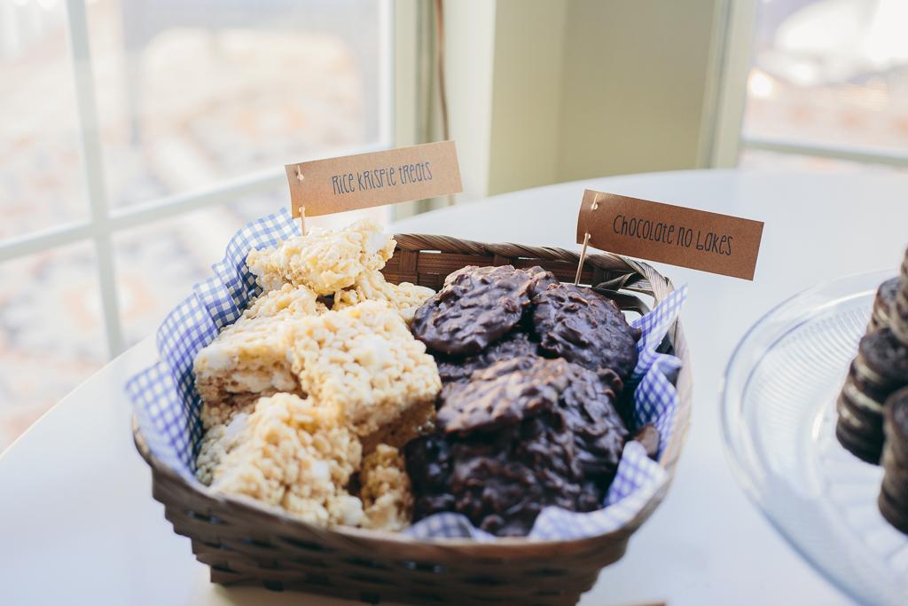 Milk + Cookies Party