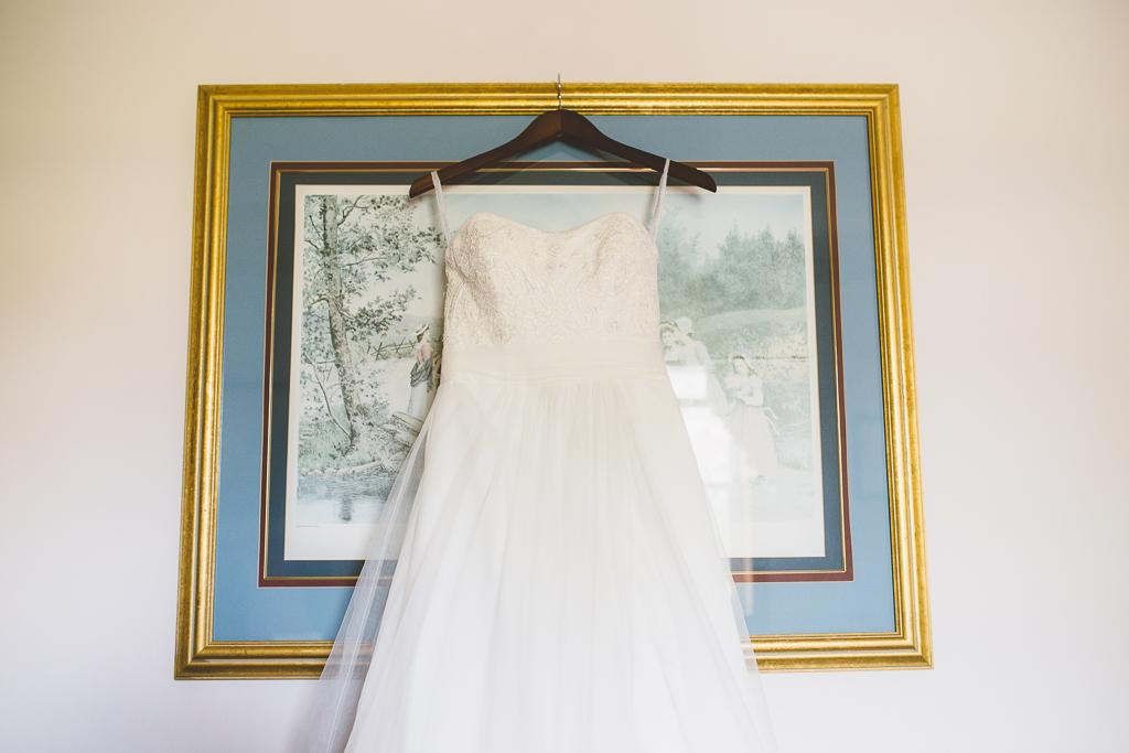 Small Town Wedding // The Arrow House