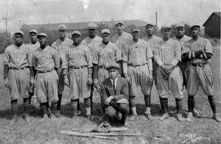 Uptown Sanitary Shop Team - 1923