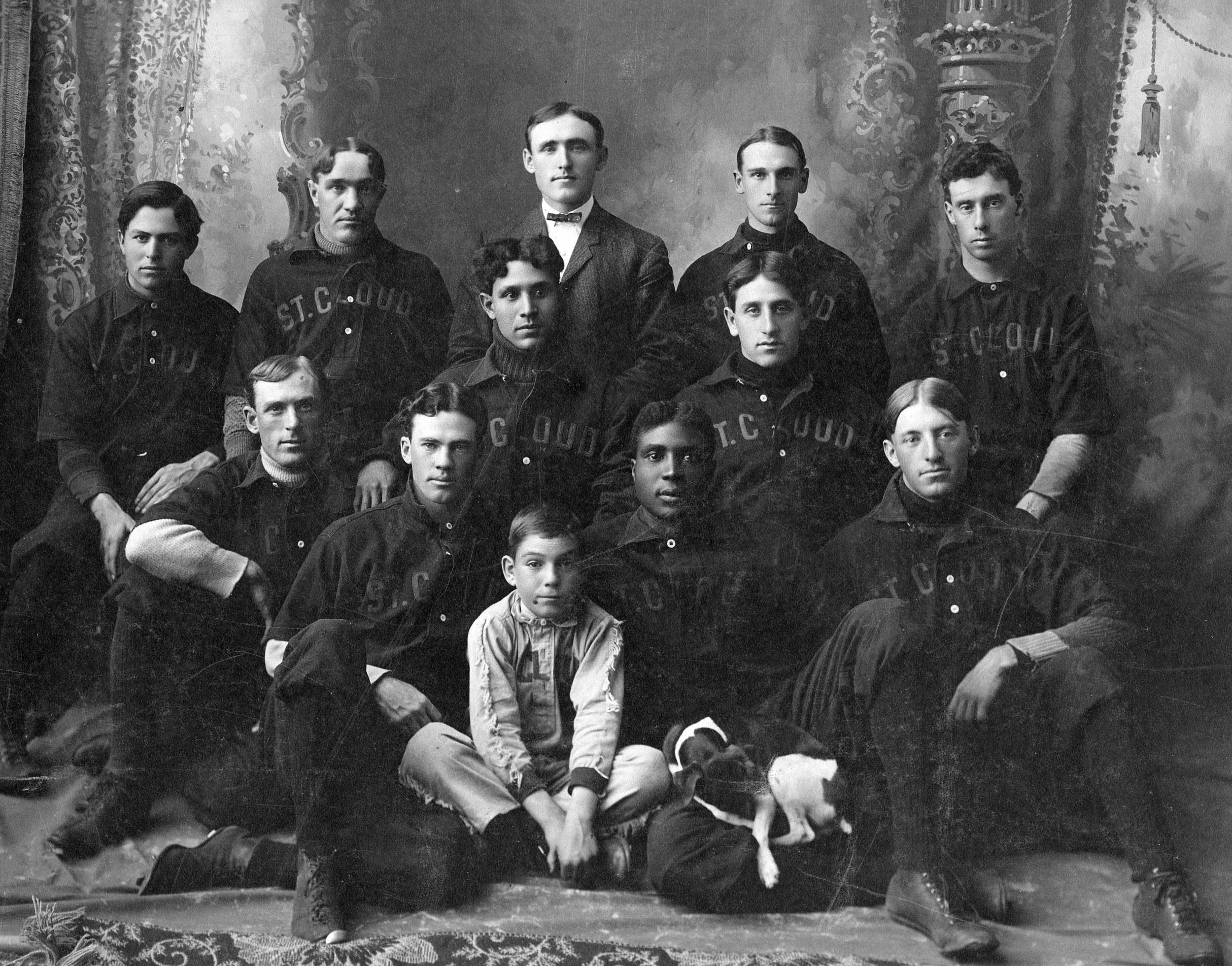 A8837 George Wilson member St Cloud baseball team 1903.jpg