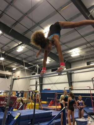 Girls Gymnastics — LIBERTY BELL ATHLETICS