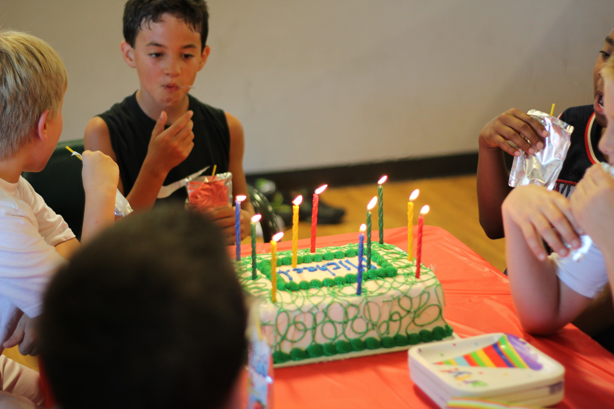 Click Here for Birthday Parties