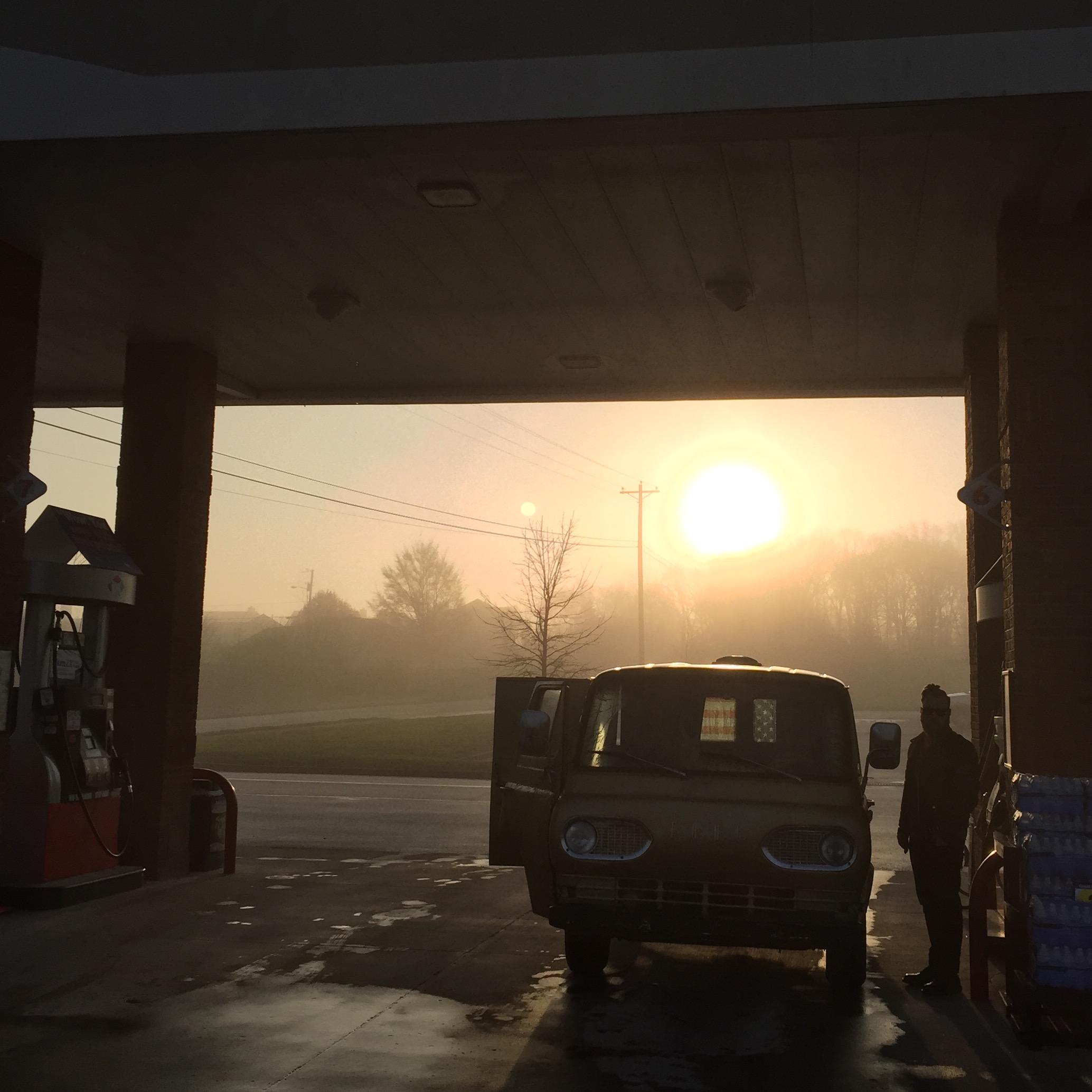 Sunrise Fill-Up