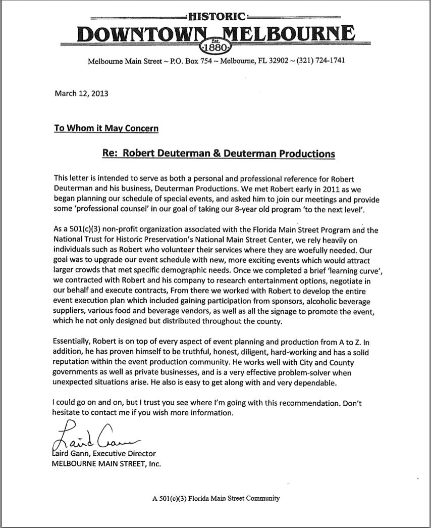 Deuterman Productions